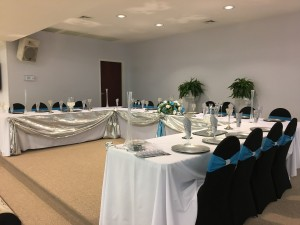 SRC Wedding Reception Set up 5